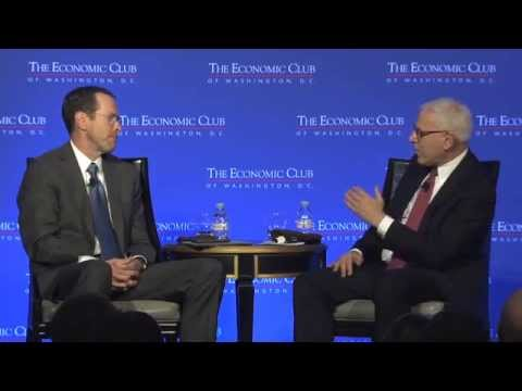 Randall L. Stephenson, Chairman, Business Roundtable; Chairman & CEO, AT&T Inc.