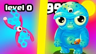 HOW EXPENSIVE IS THE STRONG ALIEN EVOLUTION WORTH? (9999$+ LEVEL DNA)l Alien Evolution New App Games