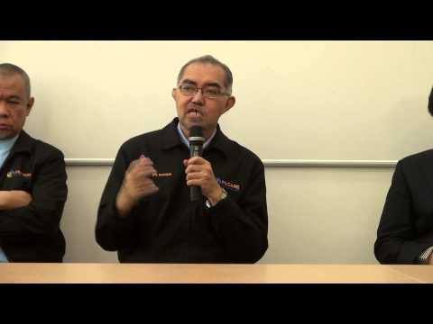 MyCARE Tour - Forum 1: Syria dan Kemunculan ISIS