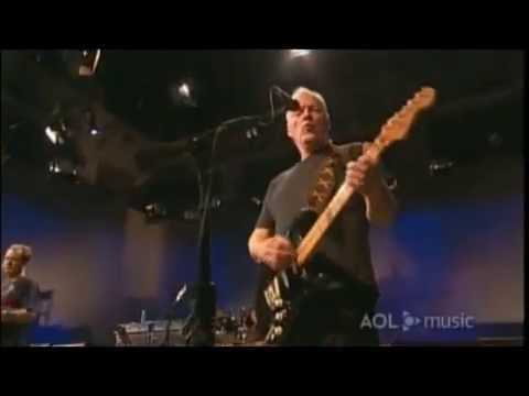 David Gilmour- On An Island  live in studio