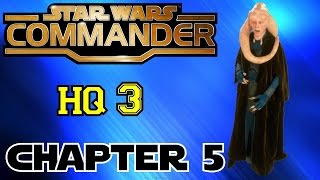 STAR WARS COMMANDER HQ3▐ Chapter 5: Our FIRST Multiplayer Raid!!!