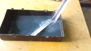 видео Изучаем химические свойства концентрированной серной кислоты!