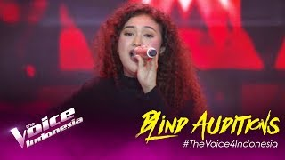 Aca - Love | Blind Auditions | The Voice Indonesia GTV 2019