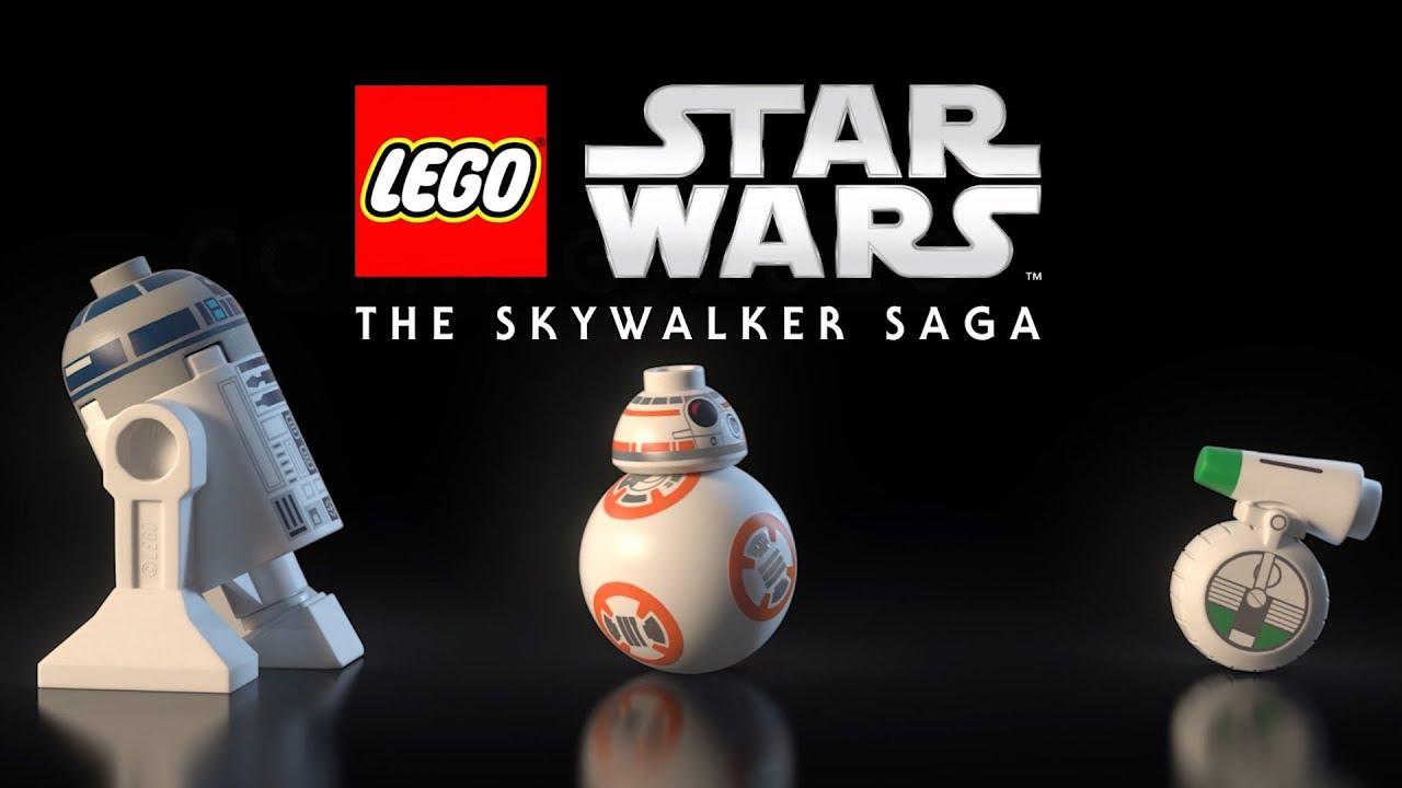 Lego Star Wars The Skywalker Saga Tt Games