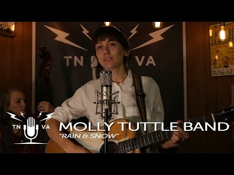 "Molly Tuttle Band - ""Rain and Snow"" - Radio Bristol Sessions"