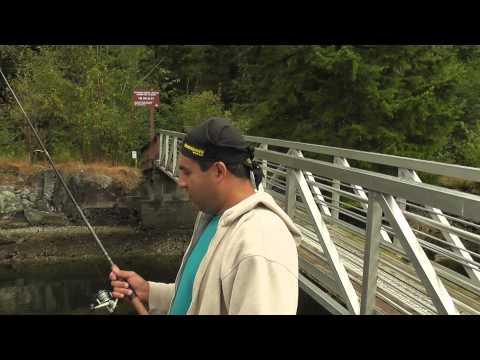 Indian Arm Fishing Aug. 2012