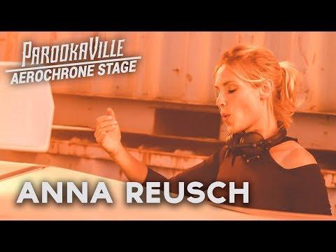 ANNA REUSCH LIVE @ Parookaville 2017   FULL Techno Set @ Aerochrone Stage