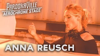 Cover images ANNA REUSCH LIVE @ Parookaville 2017 | FULL Techno Set @ Aerochrone Stage