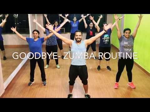 GOODBYE- Zumba Routine - Jason Derulo - David Guetta - Feat Nicki Minaj By ZIN Prasad Wadekar