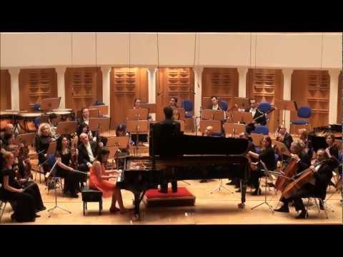 Mozart Piano Concerto No.23 - Eylul Esme Bolucek