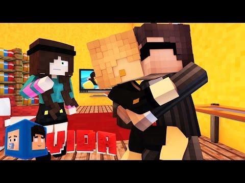 Minecraft VIDA : MEU PAI TRAIU MINHA MÃE !! #13