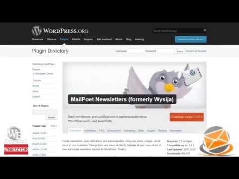 WordPress Autoresponder Deutsch kostenlos Gratis Installation Deutsche Sprache Anleitung #wpspezial