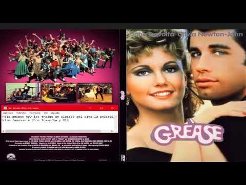 Ver Y Descargar Pelicula Grease Hd720 Latino Subtitulo Saturday Night Fever Youtube