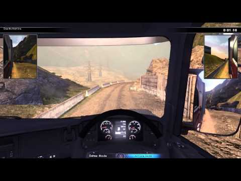 SCANIA Truck Driving - Simulator Demo Gameplay Overview