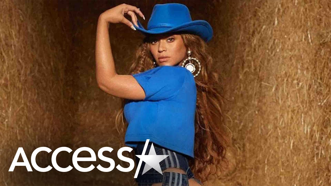 Beyoncé Flashes Her Behind & Washboard Abs