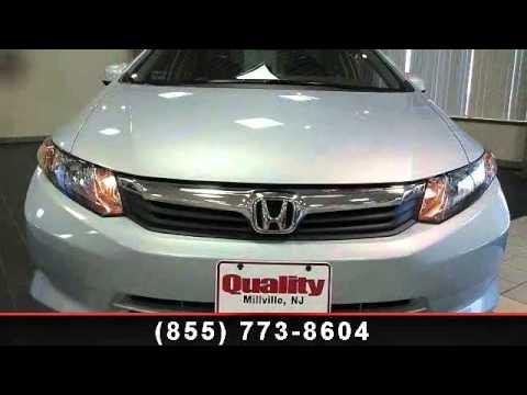 2012 Honda Civic Sdn   Quality Hyundai   NEED A SECOND CHAN