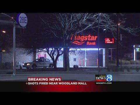 Shots fired near Woodland Mall