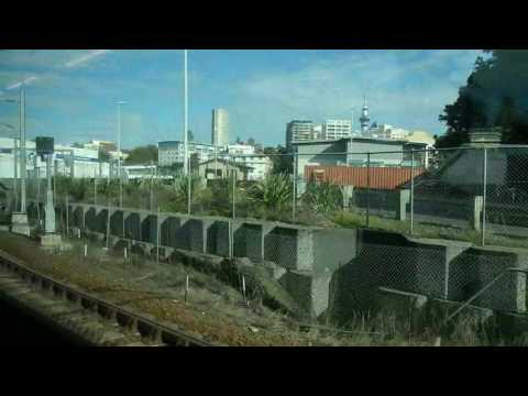 Britomart to Onehungs by Train