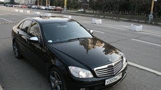 Mercedes C200 Kompressor W204 - Тест-Драйв(Тест-драйв Mercedes Benz C 200 Kompressor Хотите устроить настоящую проверку новенькому автомобилю? В этом вам поможет..., 2010-12-18T09:52:46.000Z)