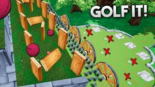 QUE ASCO... QUE ASCO... QUE ASCO... Golf It!