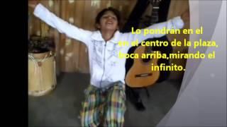 CANTO CORAL A TUPAC AMARU(con letra,para declamar)-PERÚ