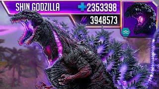 SHIN GODZILLA (シン・ゴジラ) UPDATED IN JURASSIC WORLD! - Jurassic World - The Game | Ep. 388