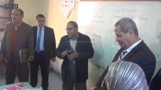 بالفيديو| وزير التعليم يتفقد سير العملية التعليمية بالسيدة زينب