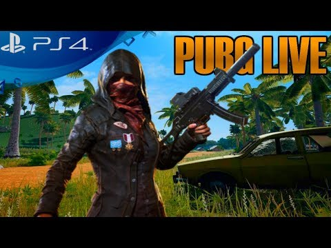 PUBG PS4 PRO // Aggressive Gameplay // PUBG PS4 DAY 3