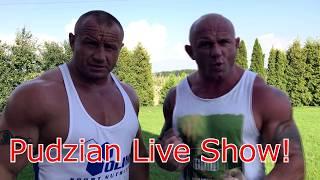 Pudzian Live Show -Club Disco Plaza w Mielnie 15.08.2018