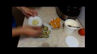 Помидоры с баклажанами (Вкус Няшкино)