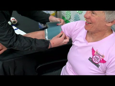 YMCA offering free blood pressure checks on World Hypertension Awareness Day