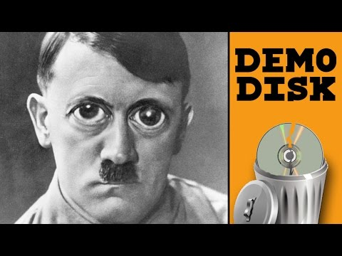 FROM HITLER WITH LOVE - Demo Disk Gameplay