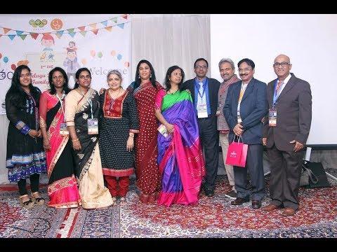 Video 2/2-2nd UAE Telugu Doctor's Family Meet-2017
