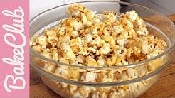 Karamell Popcorn | BakeClub