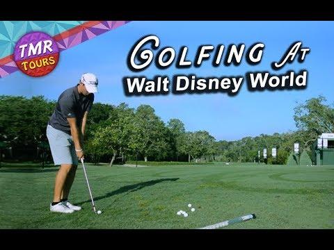 Golfing At Walt Disney World | Golf Courses | Disney Vacation