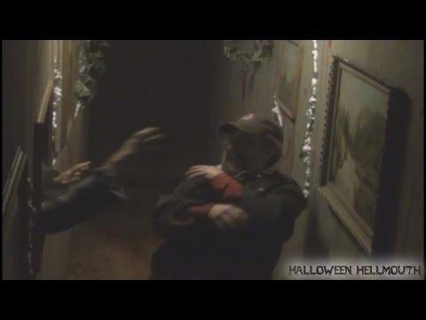 2012 Haunted House Drop Panel Hallway...