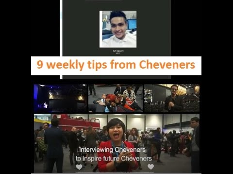 9 tips for achieving Chevening scholarship (weekly interviewing with Cheveners)