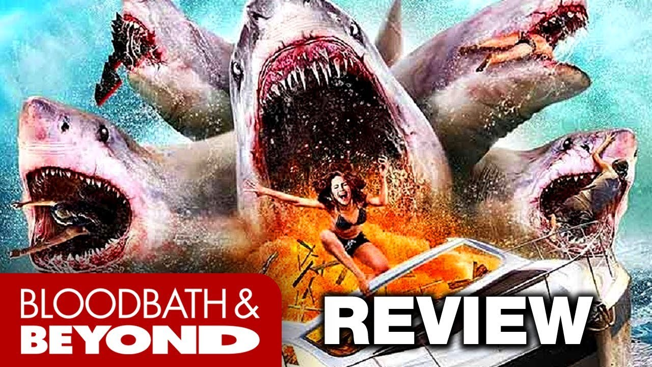 6-Headed Shark Attack – USA, 2018 – reviews
