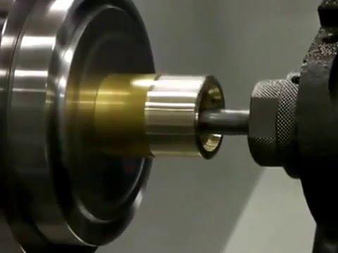 Goodway GS 2600YS 5 Eksen CNC Torna Çalışma Videosu