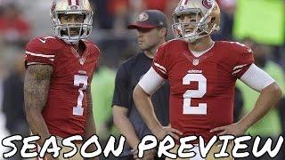 San Francisco 49ers 2016-17 NFL Season Preview - Win-Loss Predictions and More!