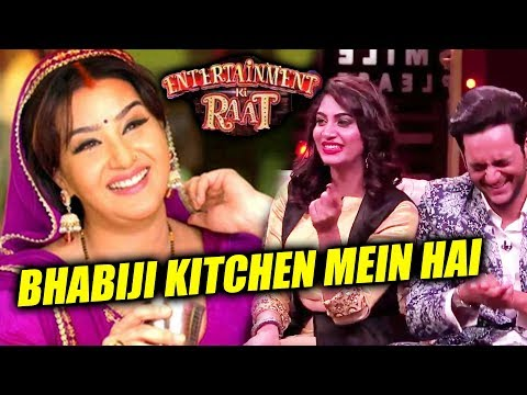 Shilpa Shinde TROLLED On Entertainment Ki Raat – NEW SERIAL Bhabiji Kitchen Mein Hai