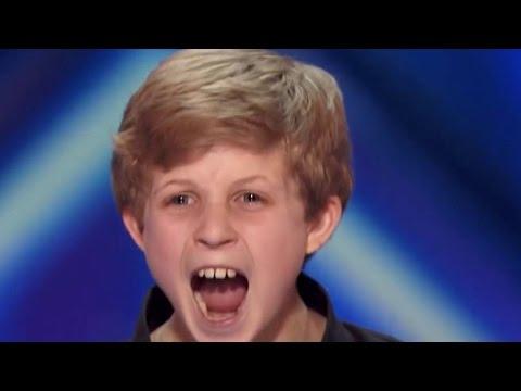 Child Martial Artist Mason Bumba, 10 | Judge Cuts 3 | America's Got Talent 2016 | Ep. 10