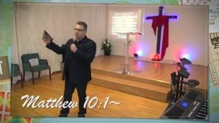 """Pastor Ingmar """"Stay Focused"""""""