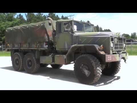 1990 BMY Division of Harsco M923A2 5-Ton 6x6 Cargo Truck on GovLiquidation.com