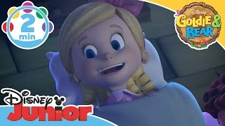 vuclip Goldie & Bear | Tooth Fairy Song | Disney Junior UK