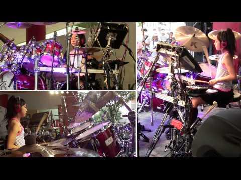 SYMPHONY NO.5 / Drum Solo Performance / Kanade Sato