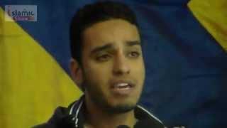 إبتهال ربى إلهى دموع العين دانية l المنشد أحمد عادل