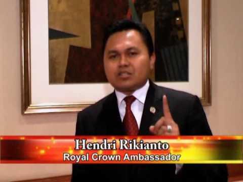 INSPIRASI KISAH SUKSES CROWN AMBASSADOR HENDRA LEMBAH DI K-LINK INDONESIA