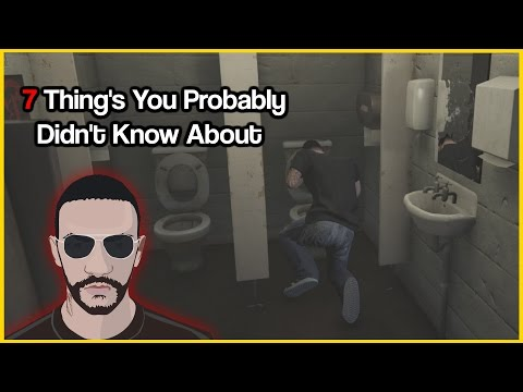 7 Things You (Probably) Didn't Know About in GTA 5