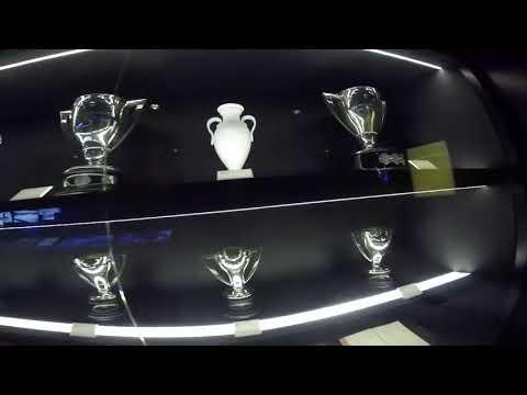 Real Madrid- Tour SANTIAGO BERNABEU!!! Un SUEÑO hecho REALIDAD!